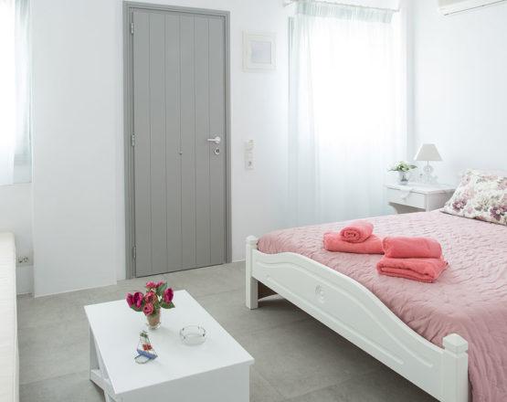 chambre twin ou double, les chambres de Klery Naoussa Paros